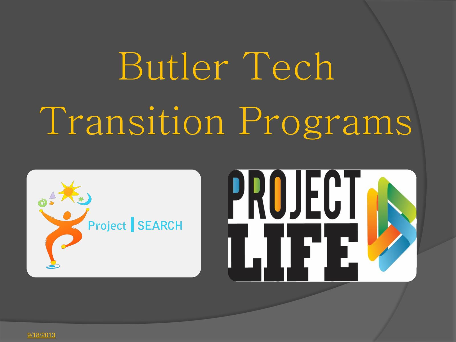 Butler Tech program icon