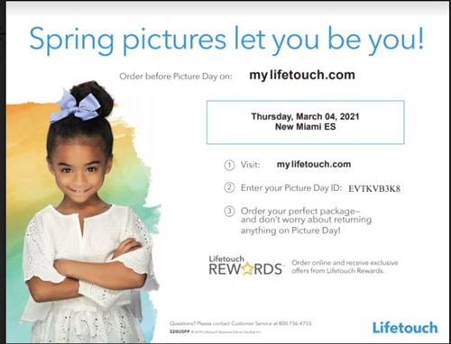 NMES Spring Pictures